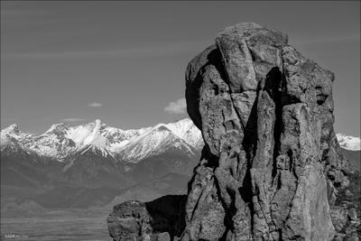 + Баргузинская долина