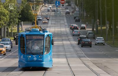 71-623-02 № 30383 (2) Москва трамвай 71-623 71-623-02 КТМ-23 Усть-Катав УКВЗ Московский_транспорт