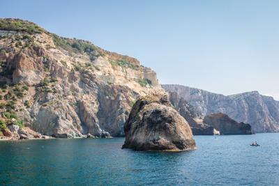 Крестовый остров. Крым
