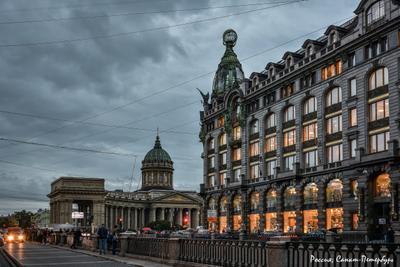 Город дождей 2 Санкт-Петербург Saint Petersburg