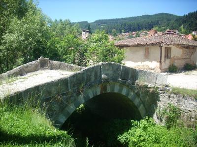 Мост, Копривщица, Болгария мост город