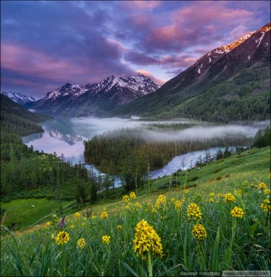 ~ Просыпались горы ~ Altai Алтай