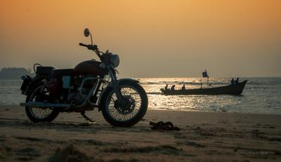 Правильный закат океан отдых закат путешествия