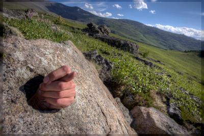 Тайны Мистического Алтая камни алтай горы поход лето магия