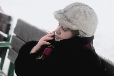 Присесть, немножко отдохнуть.. Перекурить лишь только.. Потом опять продолжить путь.. Удачи тебе, Ольга.. фотографиня Ольга Малеева