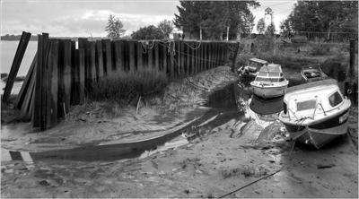 *Время отлива на море* фотография путешествие Белое море Онега лето отлив катера стоянка Фото.Сайт Светлана Мамакина Lihgra Adventure
