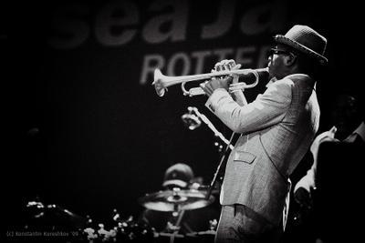 RH Factor (Roy Hargrove) jazz Roy Hargrove trumpet джазовый фестиваль джаз труба Рой Харгроув NorthSeaJazz