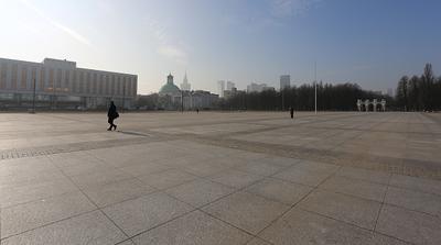 Площадь Маршала Юзефа Пилсудского