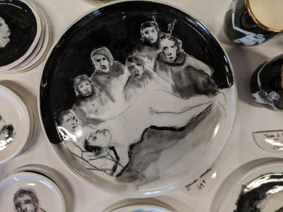 тарелка тарелка