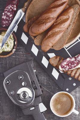 Завтрак режиссёра slyadnev, breakfast, завтрак, режиссера, film maker