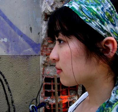 Мисако Мисако японка профиль портрет