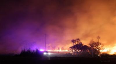 Пожар пожар огонь