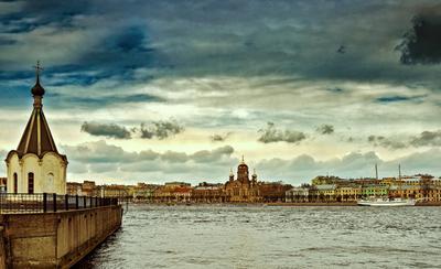 морской город Петербург