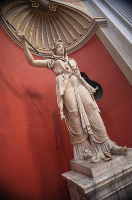 Статуя Ватикан