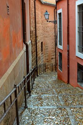 В улочках Толедо Толедо Испания