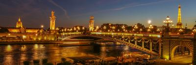 Мост Александра III   Париж Мост Александра III Париж