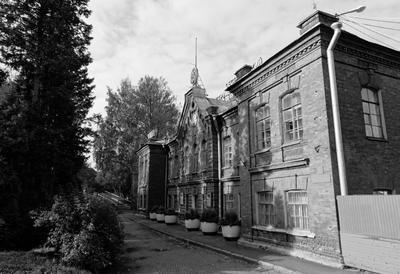 Заводик Промышленная архитектура 19 век