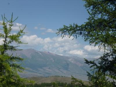 В горах Горы небо солнце природа высота
