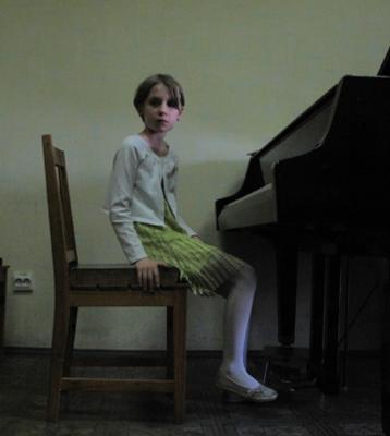 музыка девочка, рояль. музыка