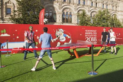 ЧМ 2018. МОСКВА. Welcome-to-Moscow футбол