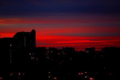 Закат закат