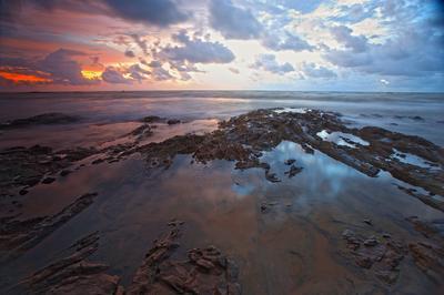 кирпичная thai sunset