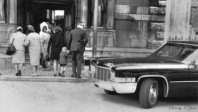 Ретро. Амстердамские фотозарисовки, 1969 (2) Амстердам Amsterdam Нидерланды Netherlands Nederland 1969