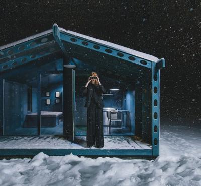 Капитан Дубль дом капитан льдина айсберг