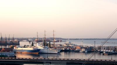 Акватория 1163 море порт корабли