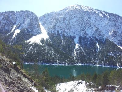 ***Восторг Горы озеро