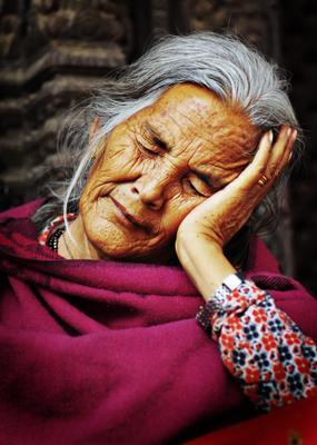 время спит непал катманду патан