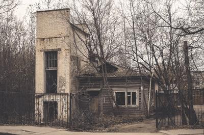 Руины советского наследия город разруха здание наследие руины