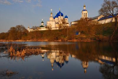 Боголюбский монастырь, Владимирская область