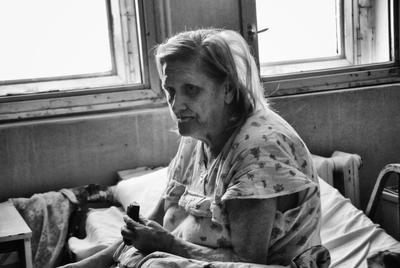 Дом престарелых тоска грусть
