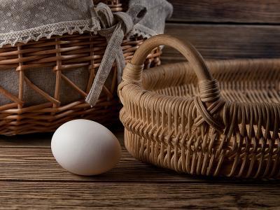 *** яйца корзинка выбор