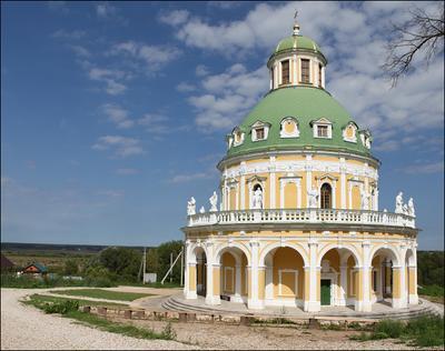 Церковь Рождества Пресвятой Богородицы Церковь Храм Ротонда Подмоклово