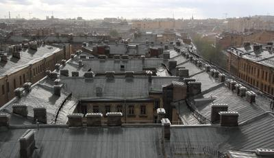 Крыши и трубы