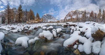 Река Актру (Алтай) Алтай Актру Россия горы
