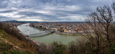 панорама Будапешта панорама Будапешт Венгрия