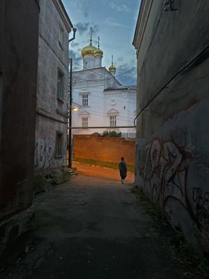 Ильинская церьковь. Нижний Новгород. нижний новгород