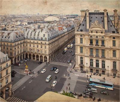 Париж.... Париж.... Площадь Пирамид памятник Жанна д'Арк Париж Франция