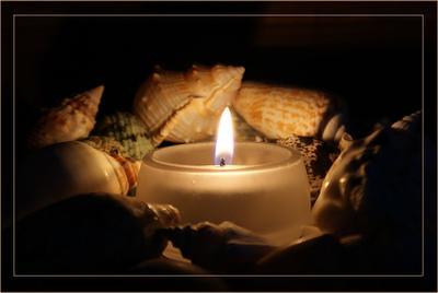 Молчание - начало всех начал 1 свеча