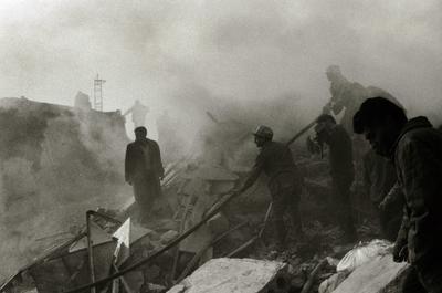 Землетрясение в Армении. Спитак. 1988 Спитак