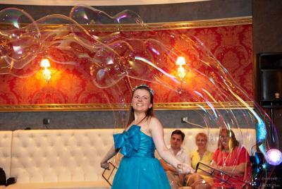 Шоу мыльных пузырей репортаж шоу мыльные пузыри праздник
