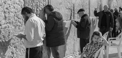у стены иерусалим израиль стена