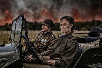 На полях сражений война великая отечественная вторая мировая память победа на фронте
