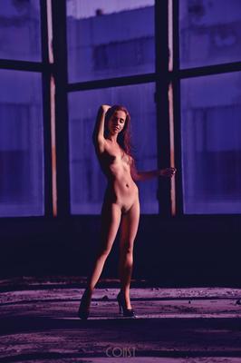 Neon sunset 2 konstantin skomorokh Константин Скоморох обнаженная натура art nude