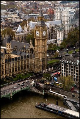! биг бен парламент лондон миллениум вилл