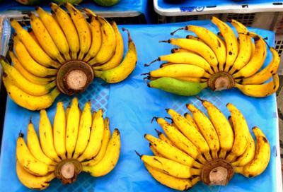 Такие вкусные! бананы тайланд