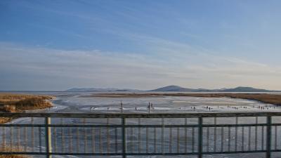 Тесная река река Тесная Хасанский район бухта Экспедиции hdr-моделирование скорости